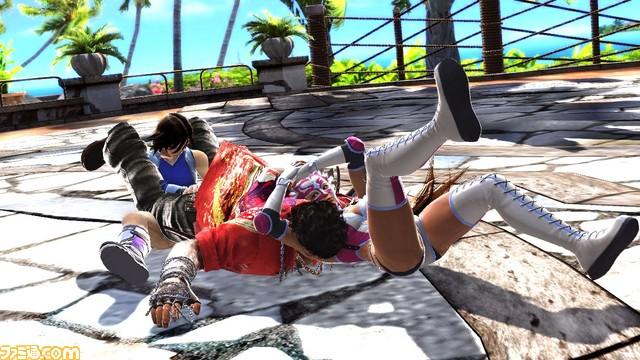 TekkenTagTournament2 Arcade Editeur 017