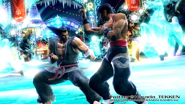 TekkenTagTournament2 Arcade Editeur 018