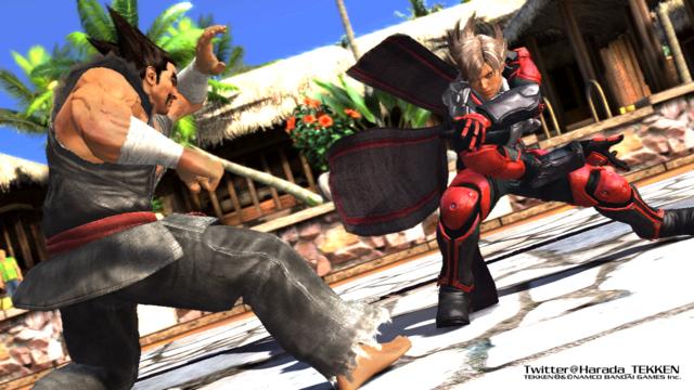 TekkenTagTournament2 Arcade Editeur 019