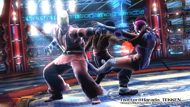 TekkenTagTournament2 Arcade Editeur 021
