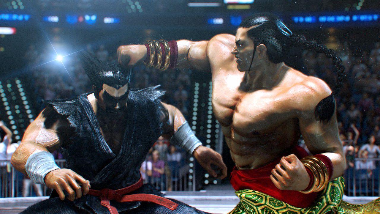 TekkenTagTournament2 Arcade Editeur 022