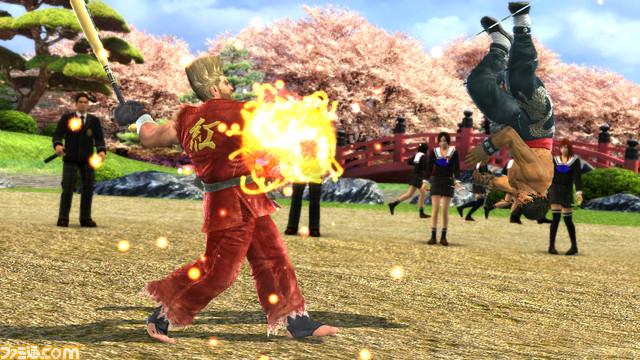 TekkenTagTournament2 Arcade Editeur 029
