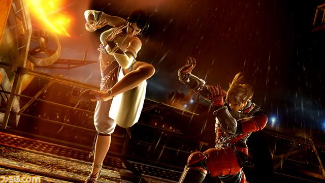 TekkenTagTournament2 Arcade Editeur 030