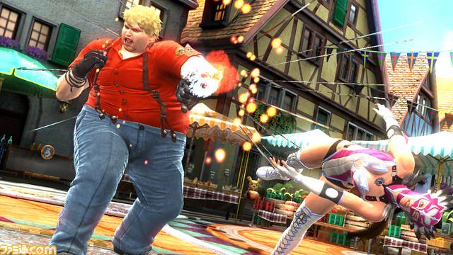 TekkenTagTournament2 Arcade Editeur 031