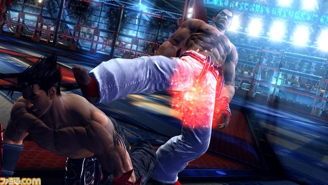 TekkenTagTournament2 Arcade Editeur 032