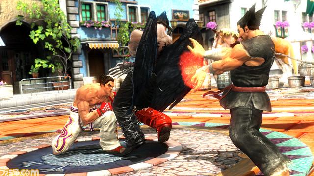 TekkenTagTournament2 Arcade Editeur 033