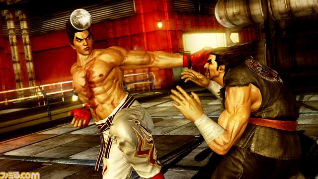 TekkenTagTournament2 Arcade Editeur 034