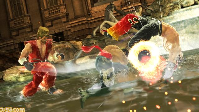 TekkenTagTournament2 Arcade Editeur 035