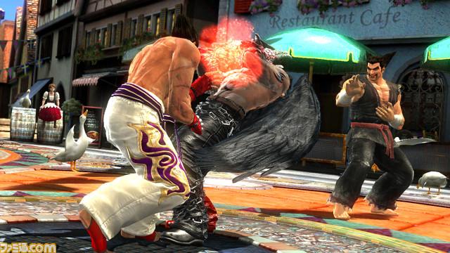 TekkenTagTournament2 Arcade Editeur 036