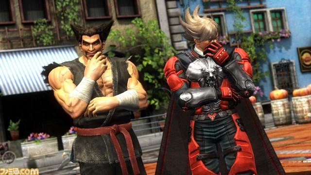 TekkenTagTournament2 Arcade Editeur 038