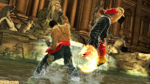 TekkenTagTournament2 Arcade Editeur 039