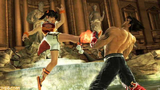 TekkenTagTournament2 Arcade Editeur 041