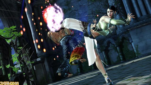 TekkenTagTournament2 Arcade Editeur 043
