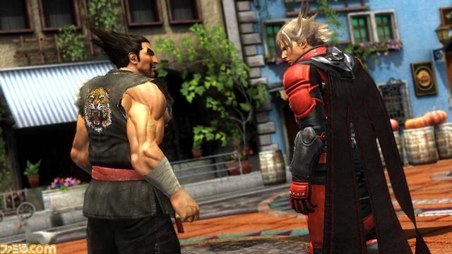 TekkenTagTournament2 Arcade Editeur 044