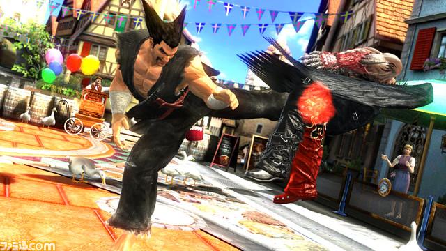 TekkenTagTournament2 Arcade Editeur 045