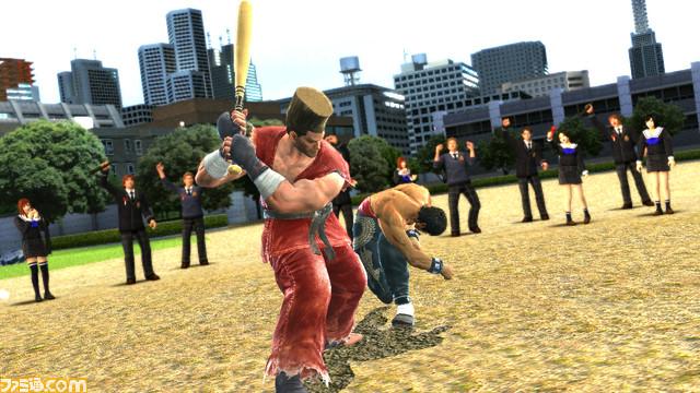 TekkenTagTournament2 Arcade Editeur 046