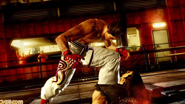 TekkenTagTournament2 Arcade Editeur 048