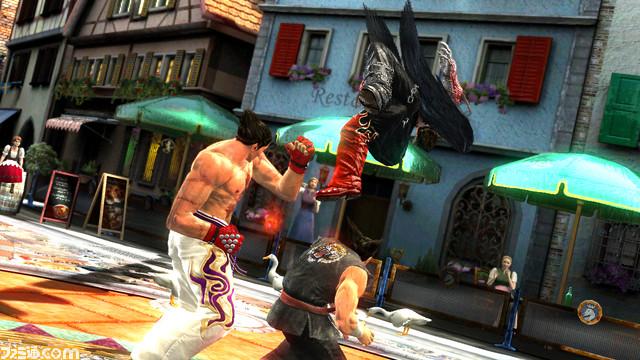 TekkenTagTournament2 Arcade Editeur 049