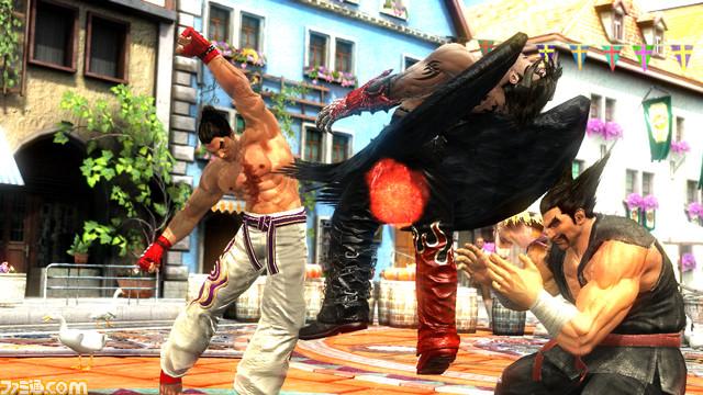 TekkenTagTournament2 Arcade Editeur 050
