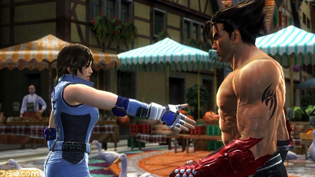 TekkenTagTournament2 Arcade Editeur 052