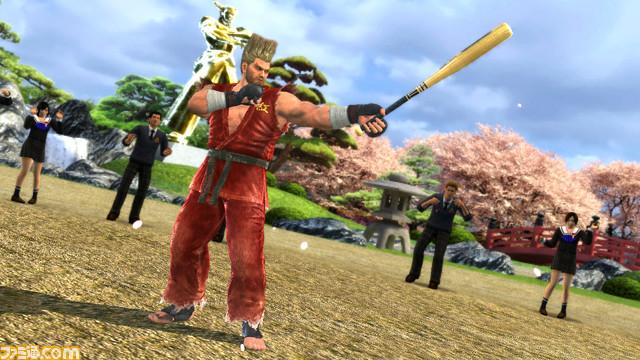 TekkenTagTournament2 Arcade Editeur 053