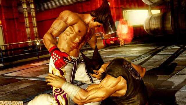 TekkenTagTournament2 Arcade Editeur 054
