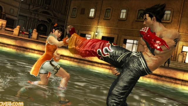 TekkenTagTournament2 Arcade Editeur 055