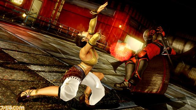 TekkenTagTournament2 Arcade Editeur 056