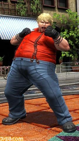TekkenTagTournament2 Arcade Editeur 057