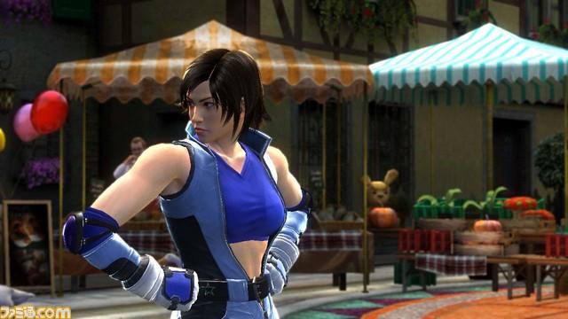 TekkenTagTournament2 Arcade Editeur 058