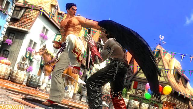 TekkenTagTournament2 Arcade Editeur 059