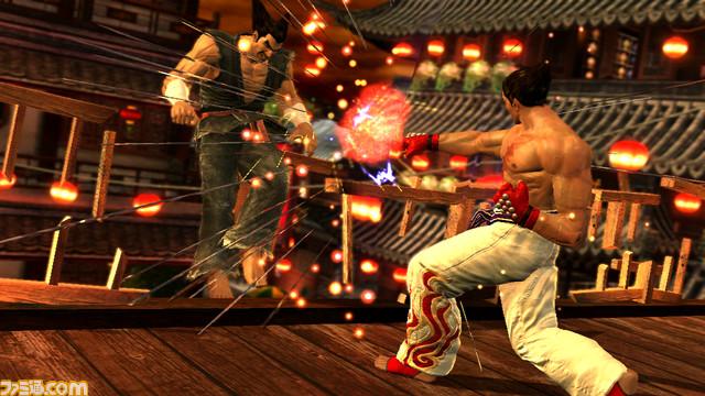 TekkenTagTournament2 Arcade Editeur 060