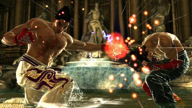 TekkenTagTournament2 Arcade Editeur 061
