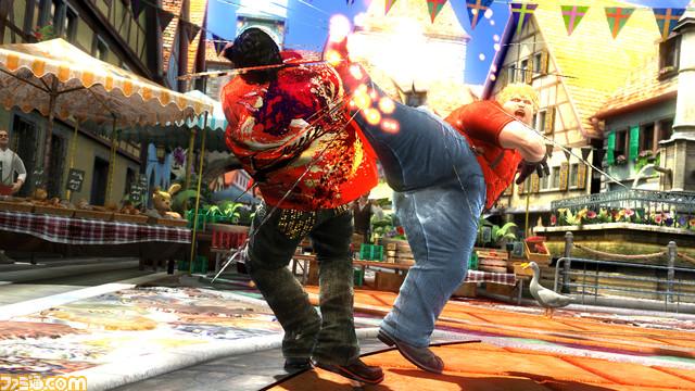 TekkenTagTournament2 Arcade Editeur 062