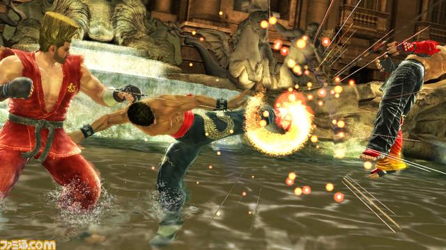 TekkenTagTournament2 Arcade Editeur 063