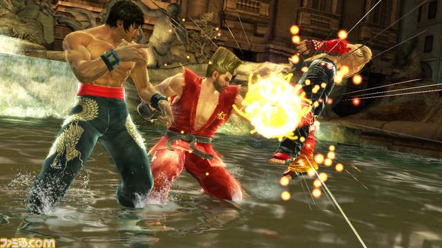 TekkenTagTournament2 Arcade Editeur 064