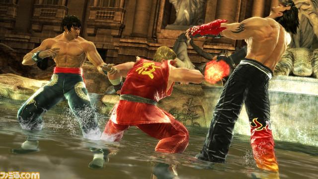 TekkenTagTournament2 Arcade Editeur 066