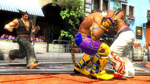 TekkenTagTournament2 Arcade Editeur 069