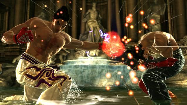 TekkenTagTournament2 Arcade Editeur 070