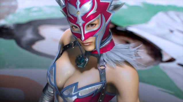 TekkenTagTournament2 Arcade Editeur 071