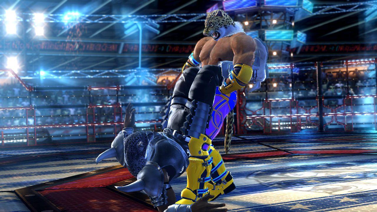 TekkenTagTournament2 Arcade Editeur 075