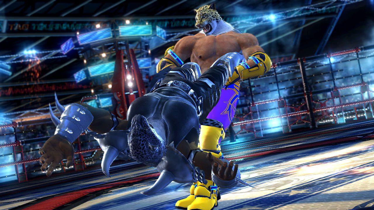 TekkenTagTournament2 Arcade Editeur 076