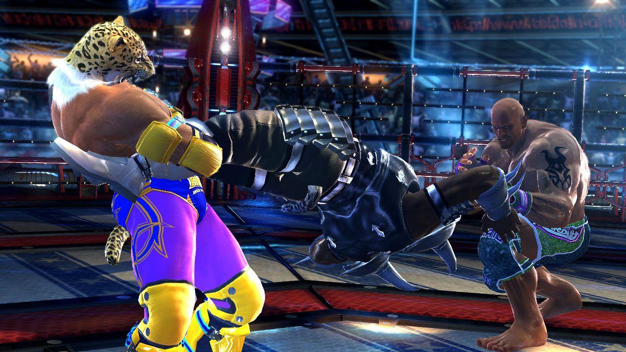 TekkenTagTournament2 Arcade Editeur 078