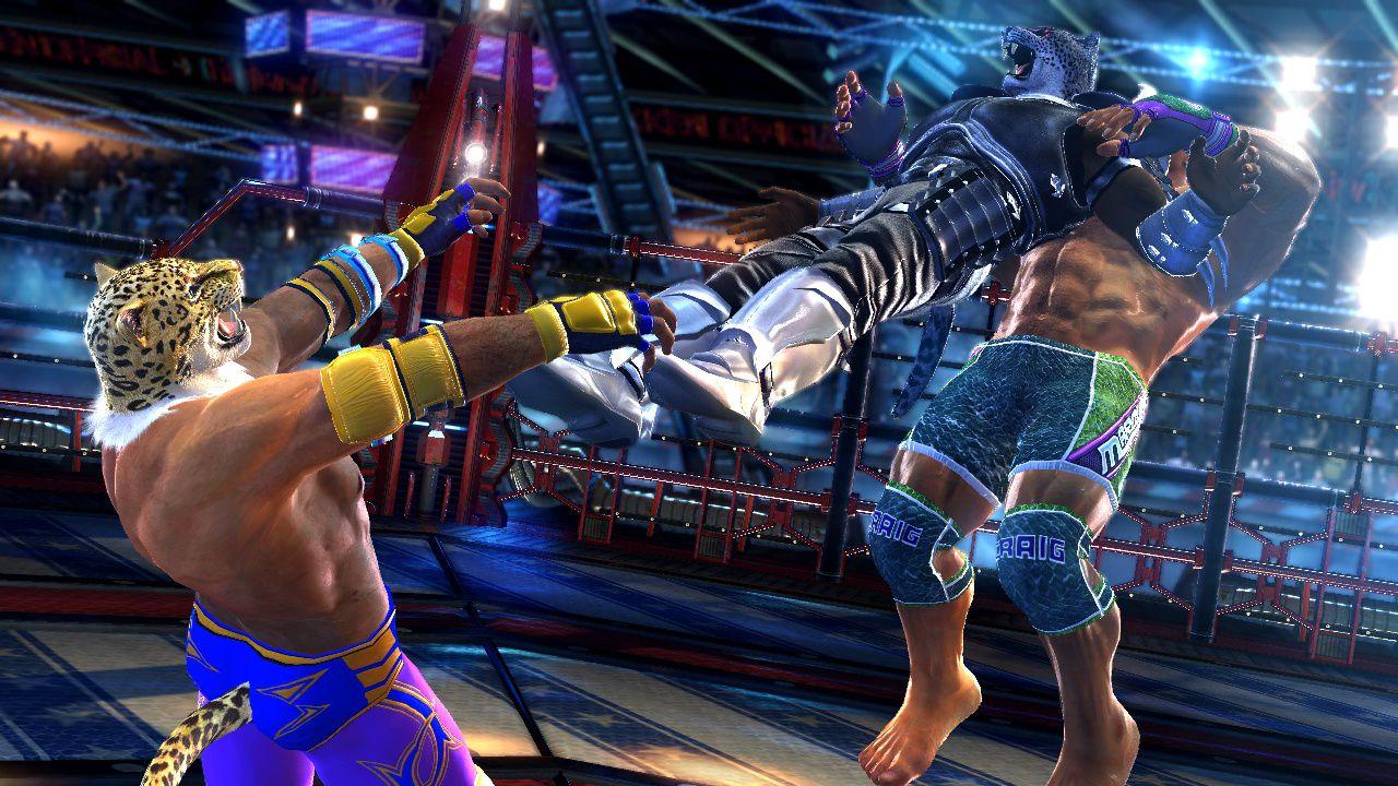 TekkenTagTournament2 Arcade Editeur 079