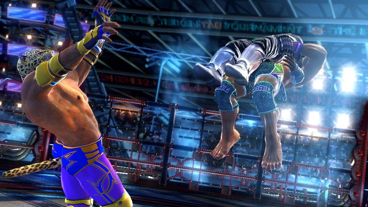 TekkenTagTournament2 Arcade Editeur 080