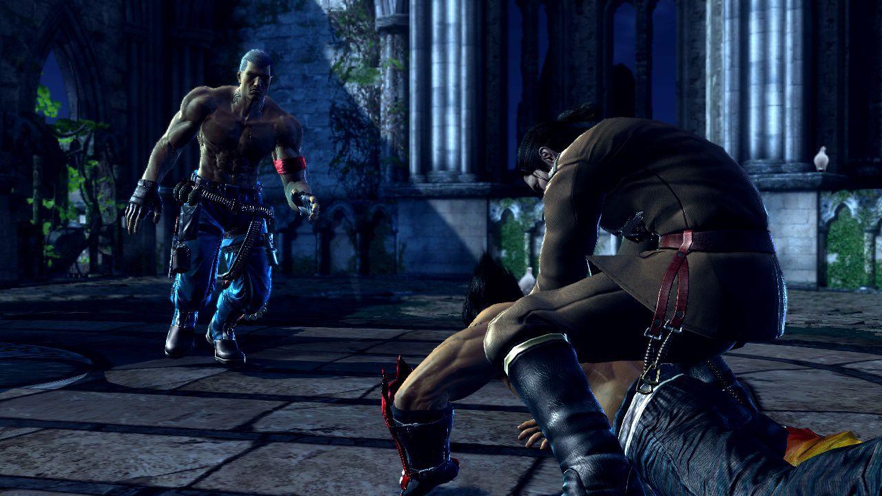 TekkenTagTournament2 Arcade Editeur 081
