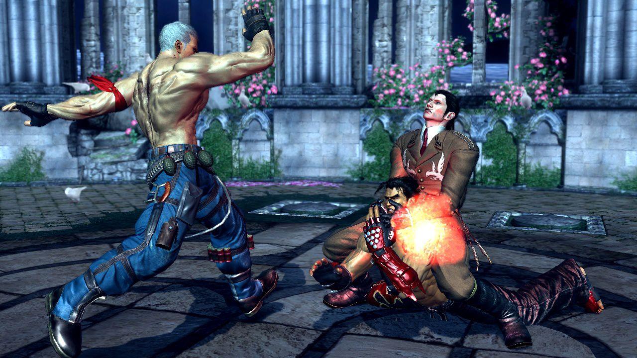 TekkenTagTournament2 Arcade Editeur 083