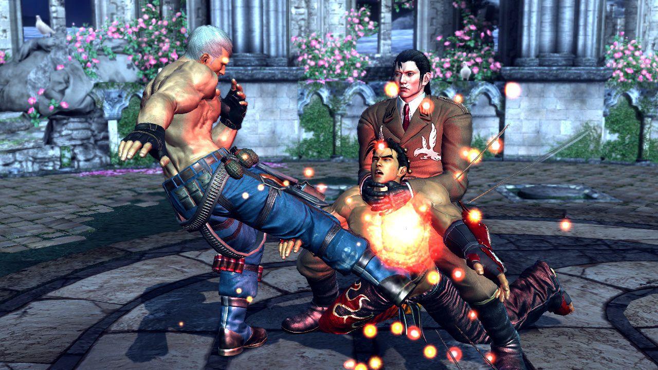 TekkenTagTournament2 Arcade Editeur 085