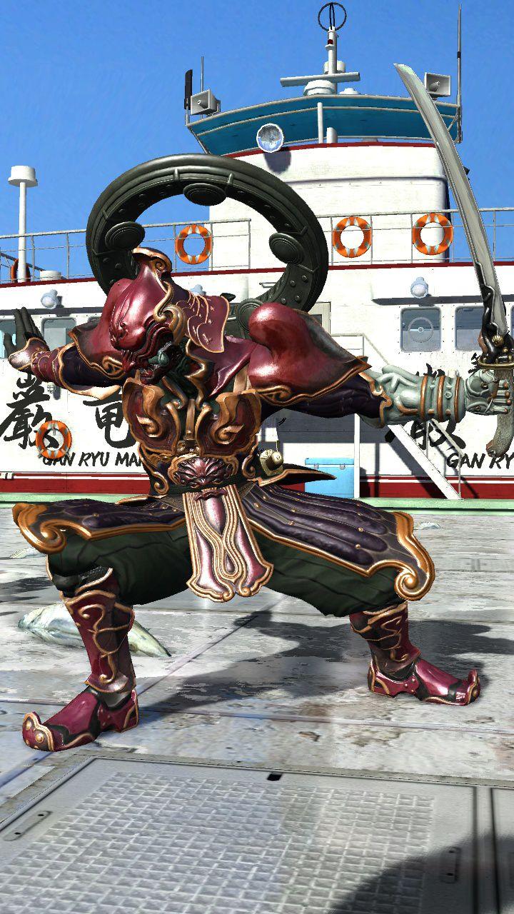 TekkenTagTournament2 Arcade Editeur 086