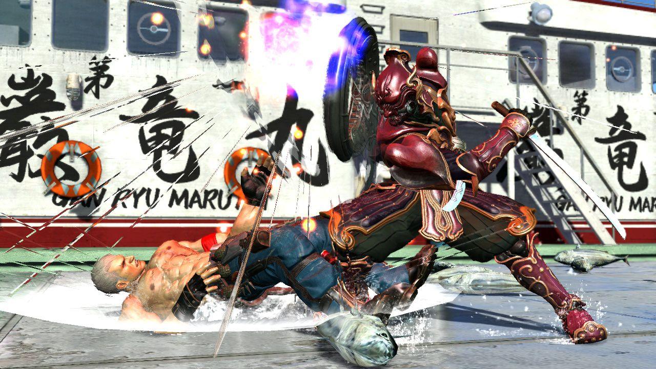 TekkenTagTournament2 Arcade Editeur 087